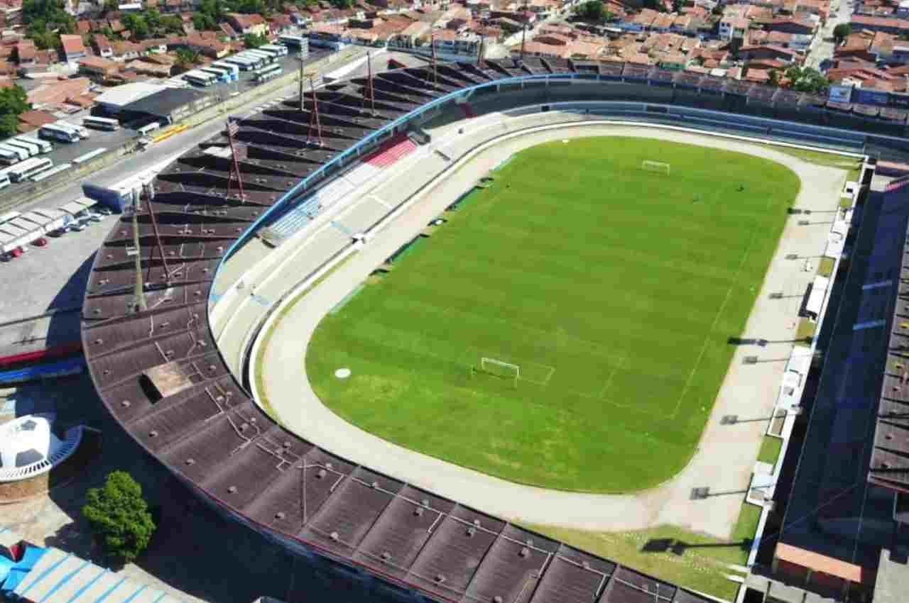 Estádio Réi Pelé | © Assessoria