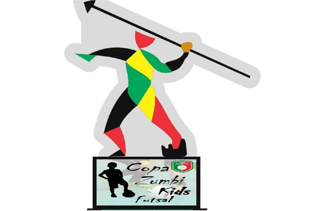 Copa Zumbi Kids Futsal