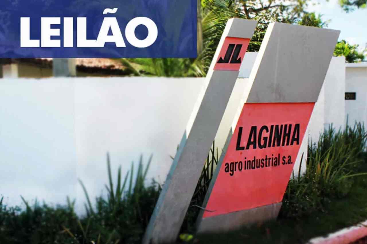 O leilão das usinas Trialcool e Vale do Paranaíba, em Minas Gerais, foi em 2017 | © Divulgação/TJ-AL