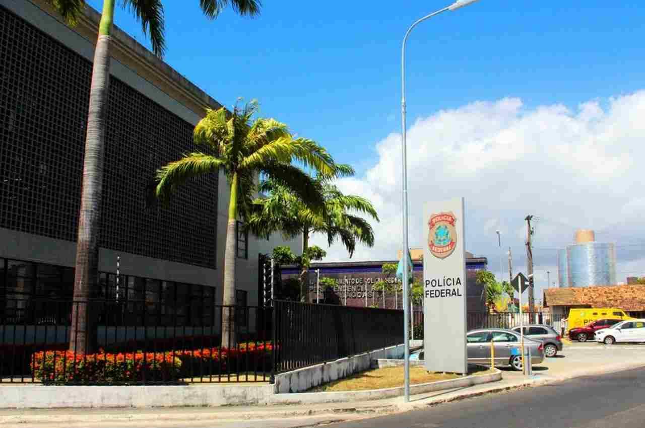 Sede da Polícia Federal em Alagoas | © Adailson Calheiros