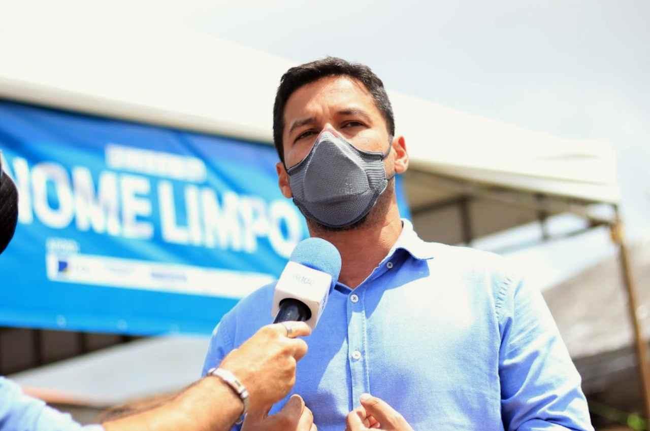 Senador Rodrigo Cunha | © Alysson Santos/BR104