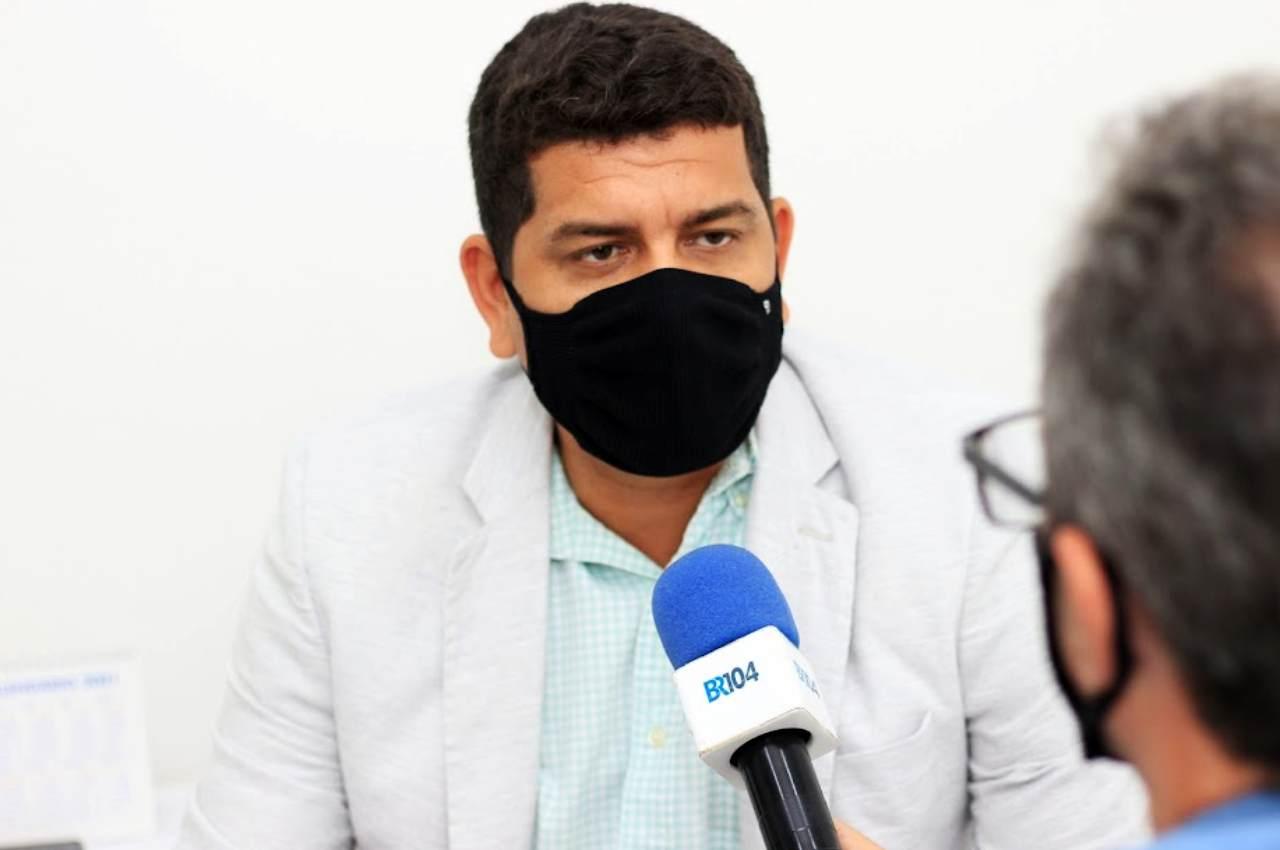 Vereador Nenzinha | © Alysson Santos/BR104