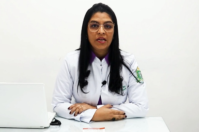 Médica veterinário Adriana Melo   © BR104
