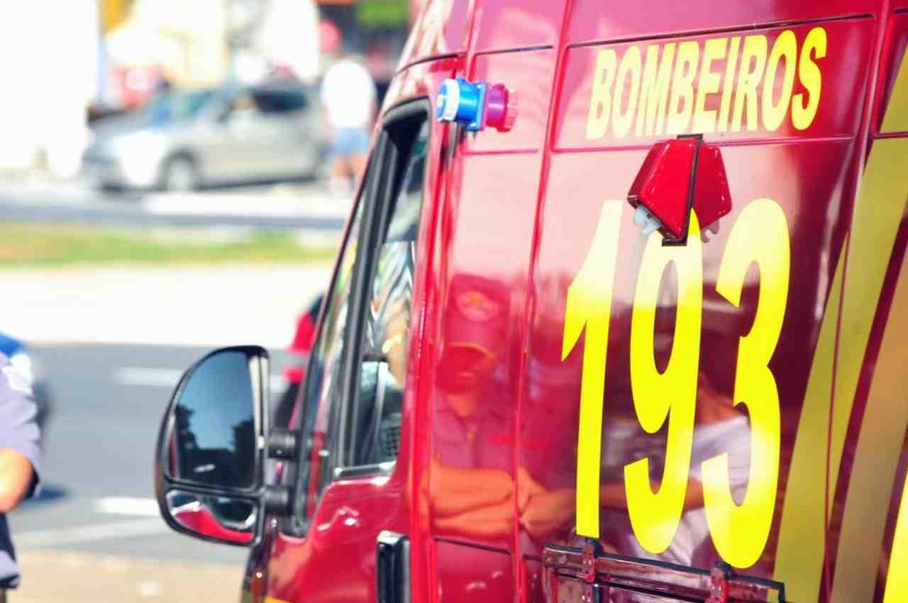 Guarnição de resgate do Corpo de Bombeiros | © Luiz Setti