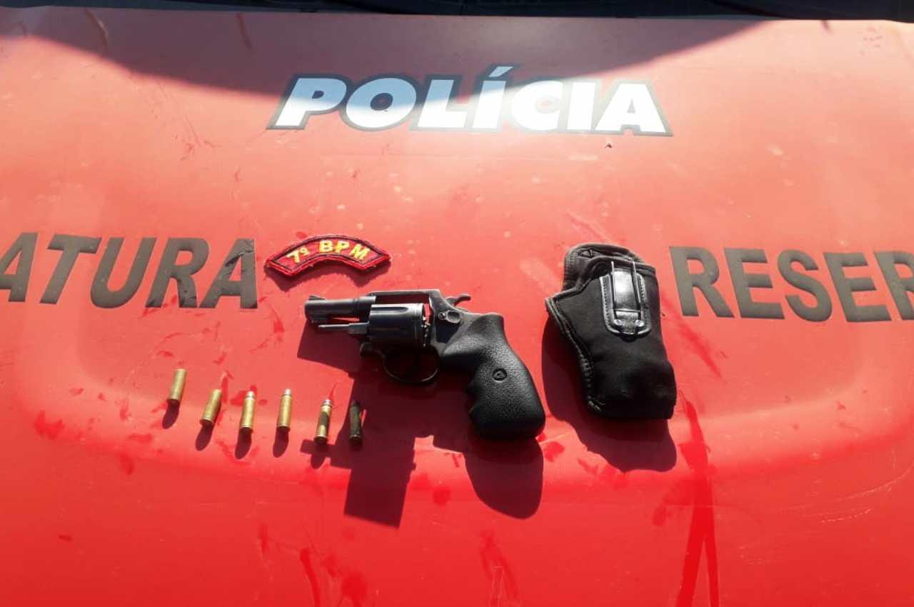 Material apreendido pela Polícia Militar | © PMAL