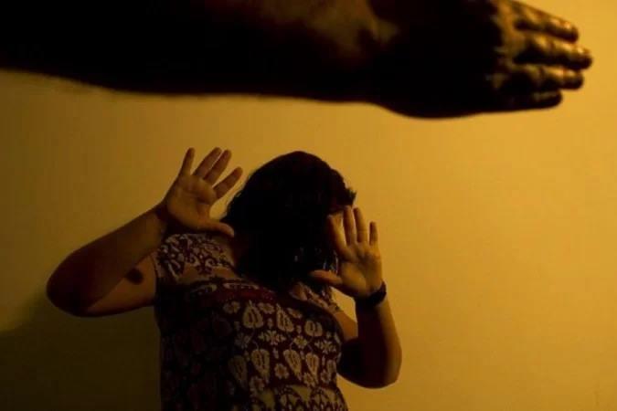 Mulher agredida pelo marido - imagem ilustrativa