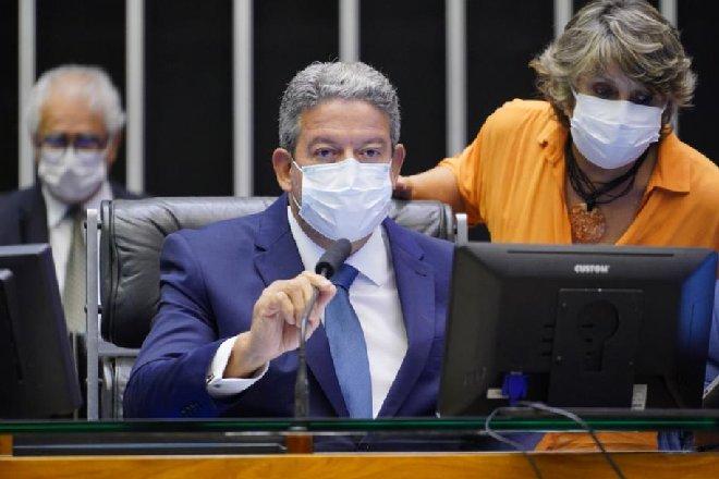 Presidente da Câmara, Arthur Lira – © Reprodução